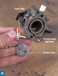 Rebuild Small Engine Carburetor