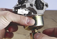 Cleaning Your Small Engine Carburetor by Vanguard Engines
