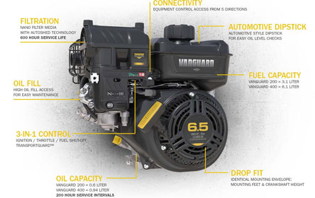 Briggs & Stratton works with Boels Rental | Vanguard® Commercial Power