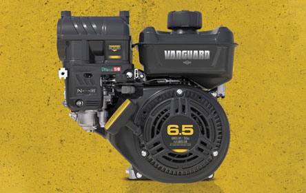 Vanguard® exhibits new single-cylinder engines | Vanguard® Commercial Power