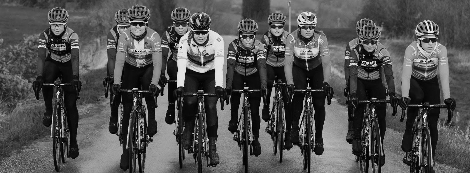 Vanguard Sponsorship - Boels Dolmans cycling team