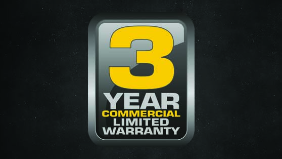 Vanguard Engines 3 Year Commercial Limited Warranty