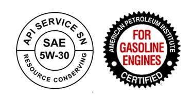 Synthetic Oil Caution API Service