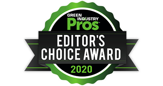 Green Industry Pros Editor's Choice Award