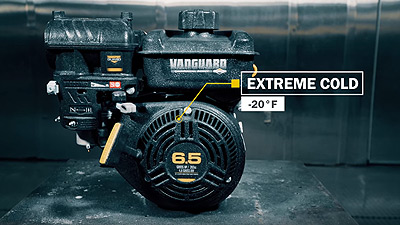 Vanguard Engines Extreme Cold