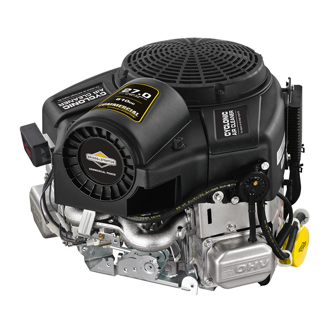 Commercial Series V-Twin Vertical Shaft Engine by Vanguard Engines