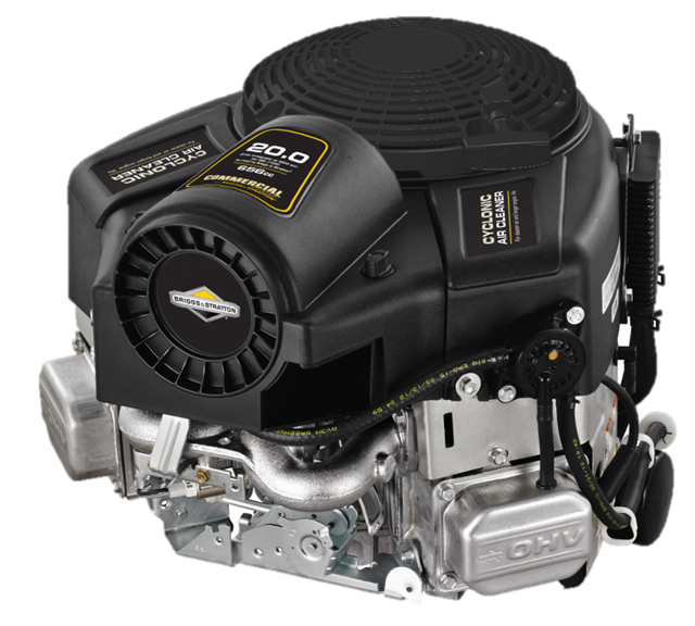 Briggs & Stratton Commercial Power Expands Commercial Series Engine Line