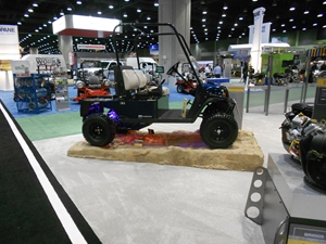 2012 GIE Expo Recap | Vanguard Engines