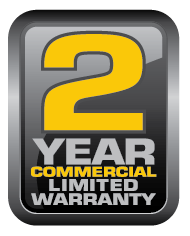 2 Year Commercial Limited Warranty by Vanguard Engines