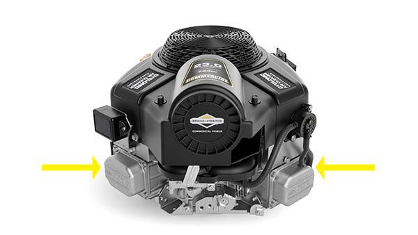 Find My Engine Spark Plug & Gap | Vanguard Engines