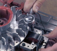 Replacing A Small Engine Ignition by Vanguard Engines